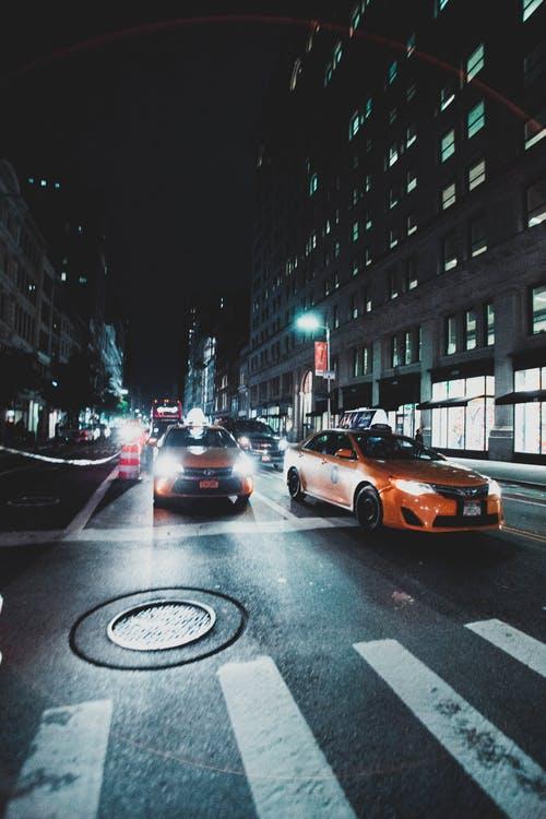 Reizen met de taxi